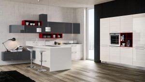 I vantaggi della cucina con penisola – Cucine Padova