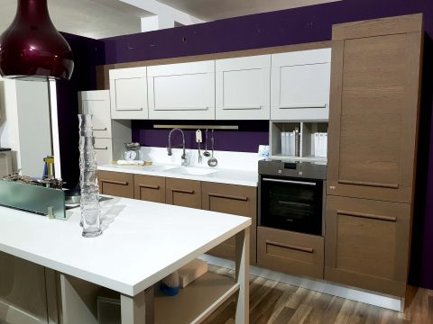 Outlet di cucine moderne e di design a padova offerte cucine da esposizione - Cucine di esposizione outlet ...