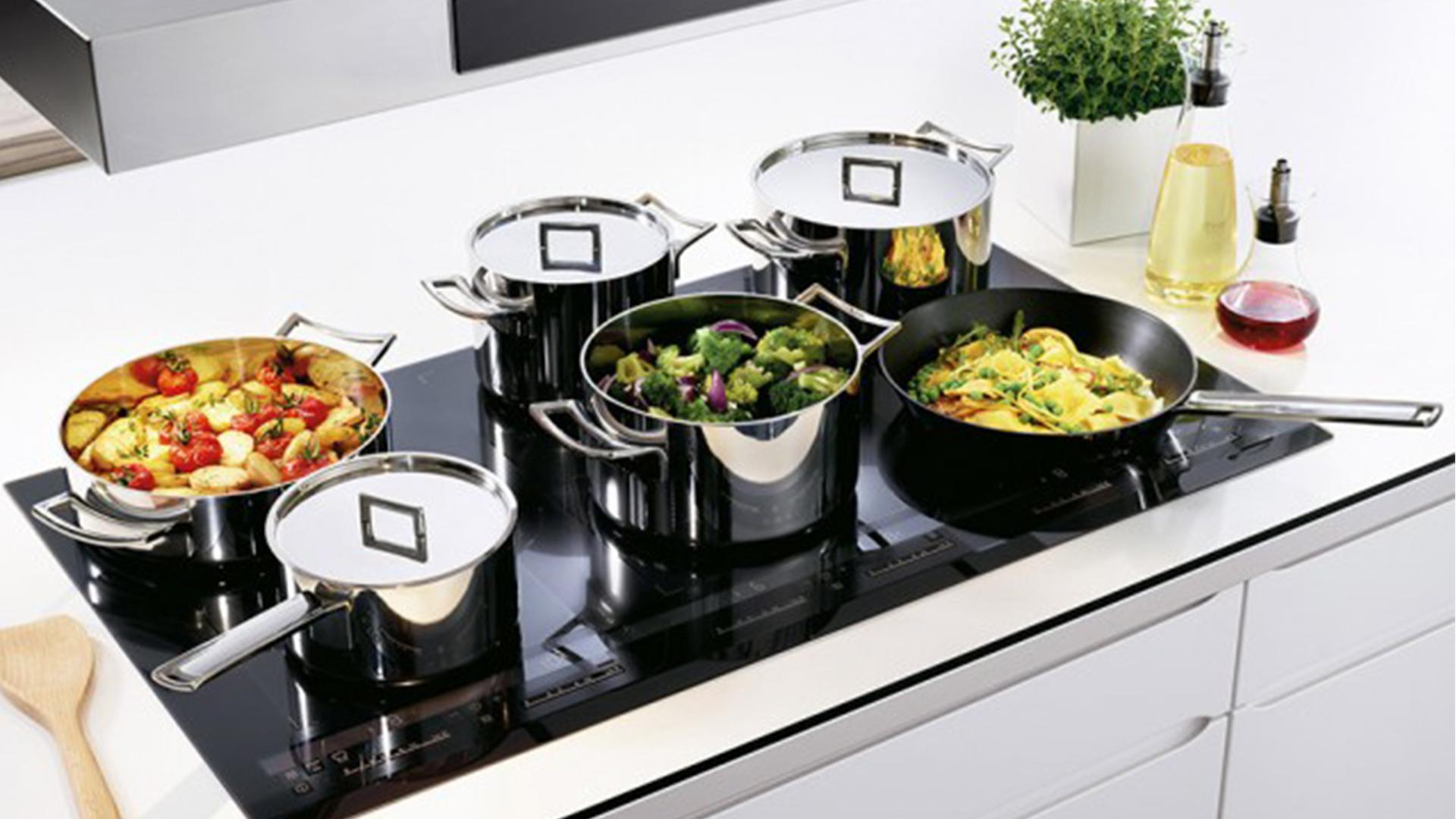 Il piano cottura ad induzione cucine padova - Cucina senza fornelli ...