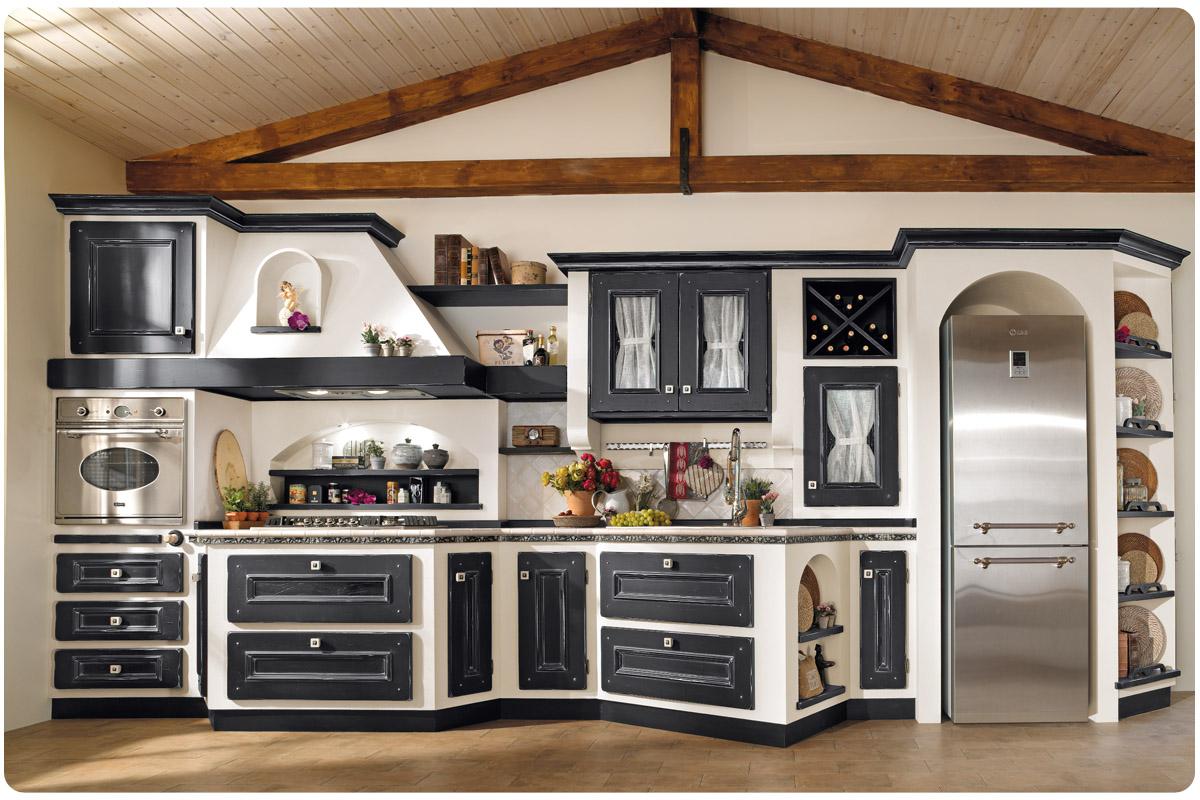 Libreria rustica fai da te - Mobili per cucine in muratura fai da te ...