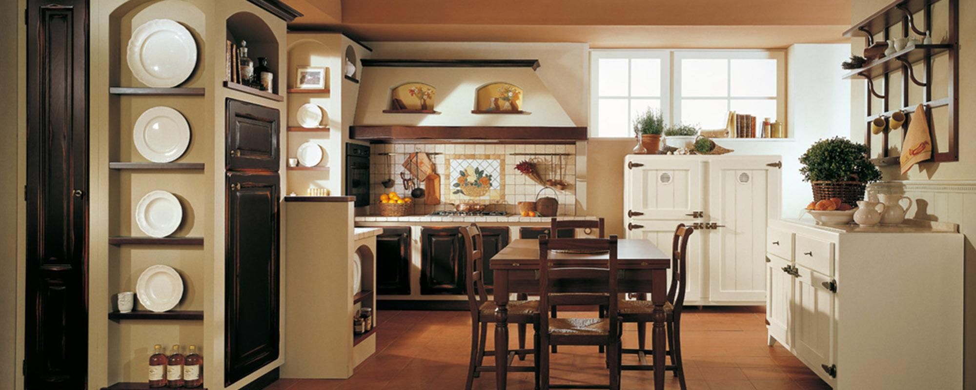 Cucine Rustiche - Cucine Padova