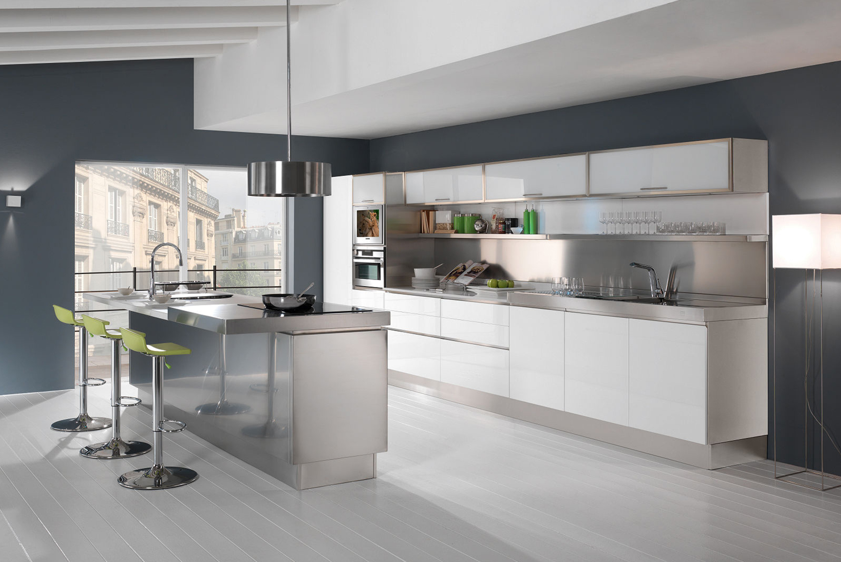 Come avere una cucina professionale a casa for Migliori cucine 2016