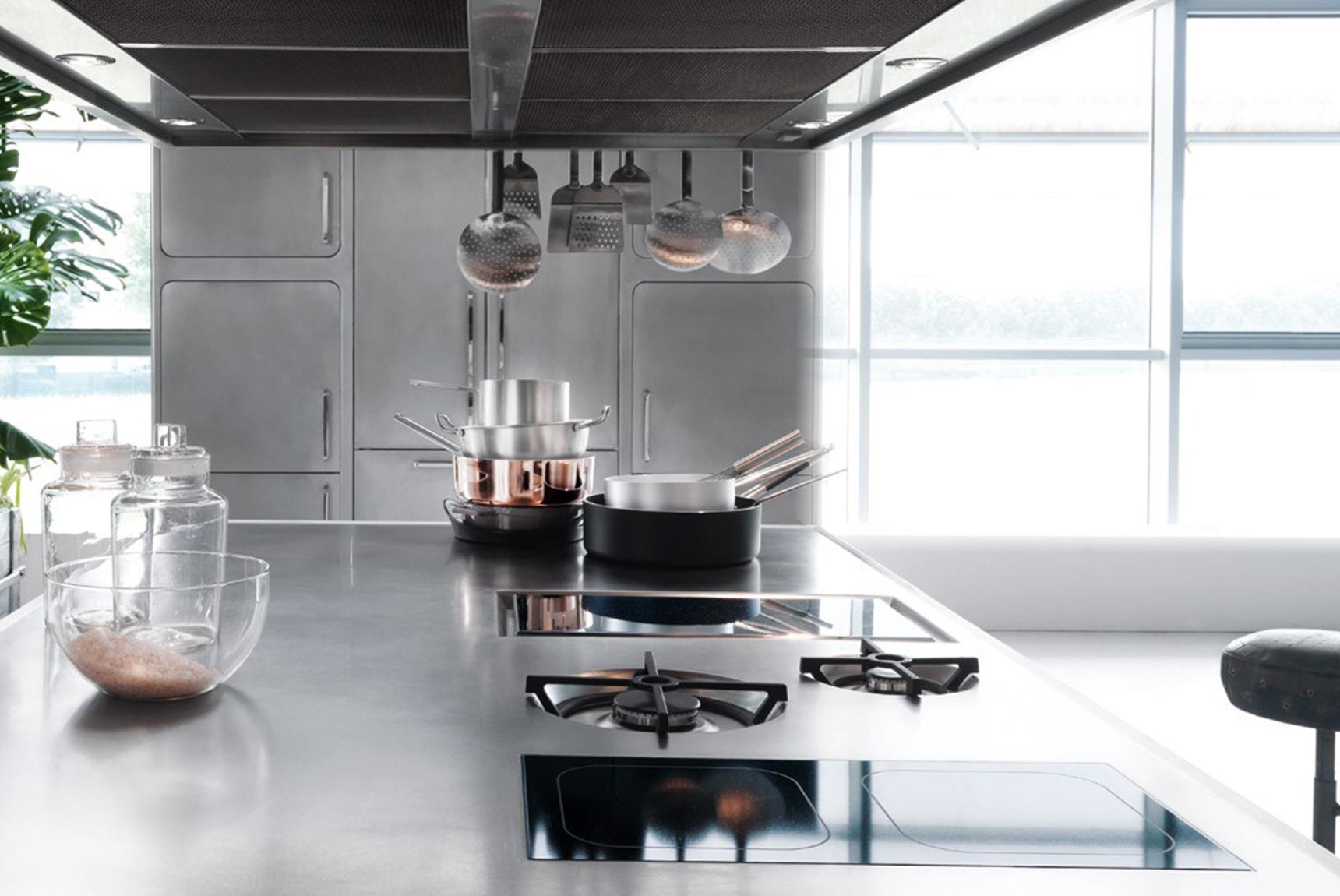 Come avere una cucina professionale a casa? Cucinepadova.com