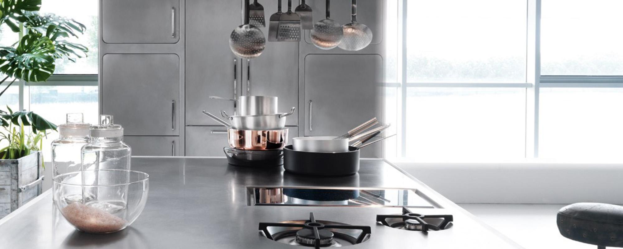 Cucine Ristoranti Usate Prezzi.Come Avere Una Cucina Professionale A Casa Cucinepadova Com