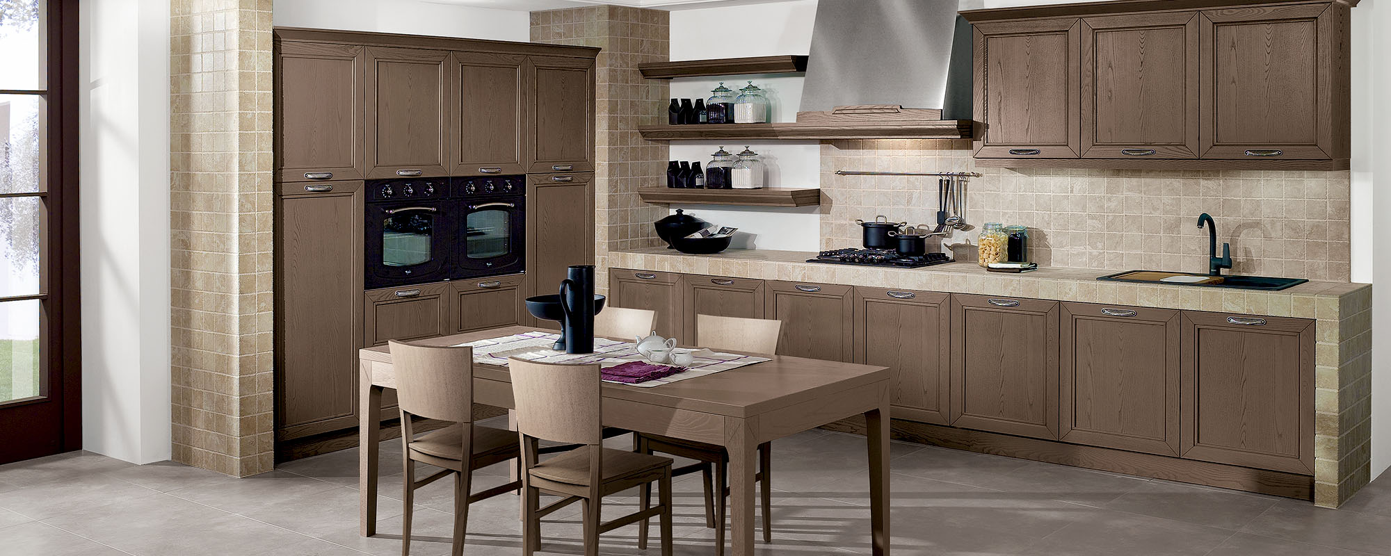 Tipologie di cucine