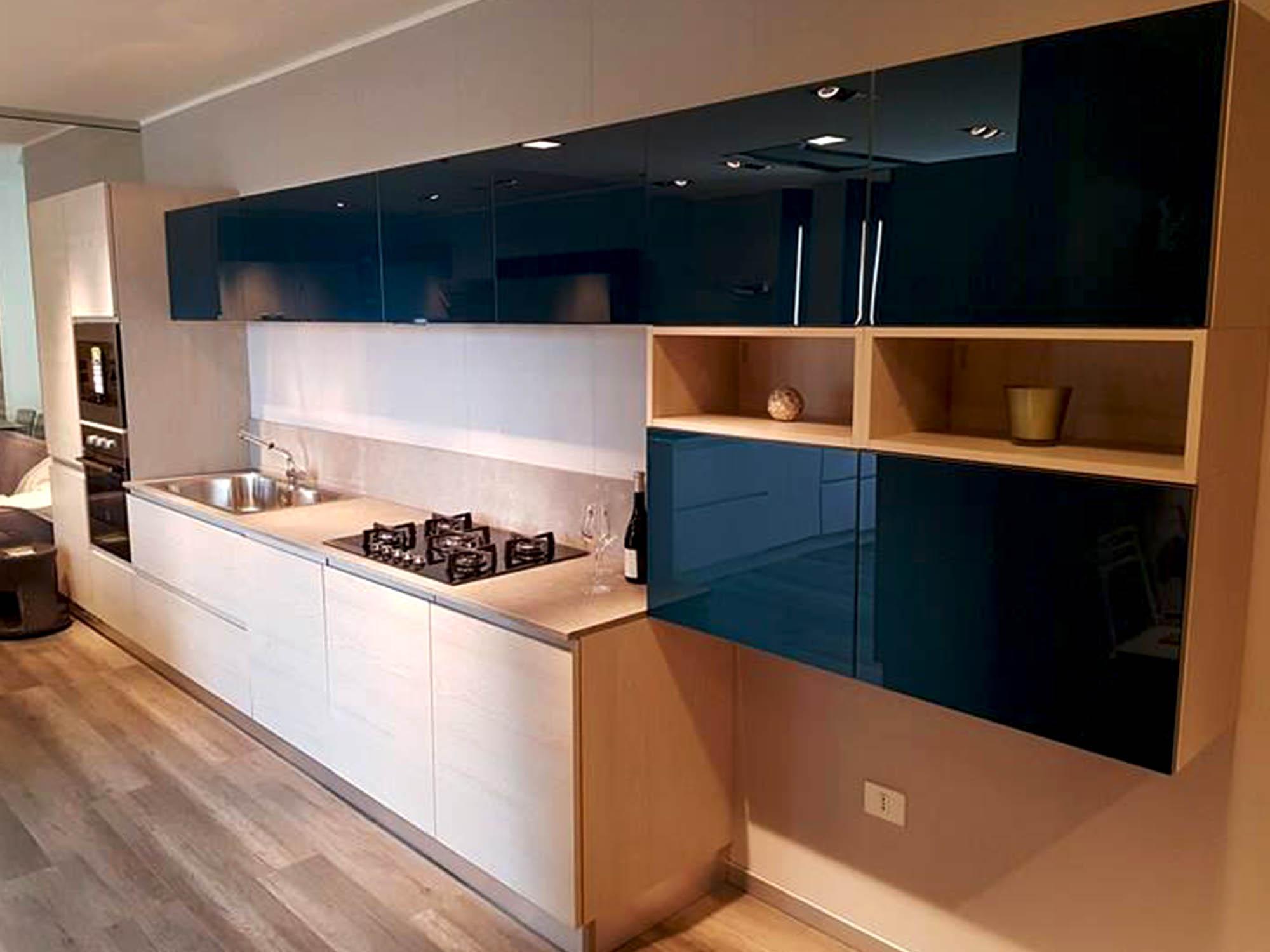 Cucina blu cobalto hi37 regardsdefemmes - Lady cucine prezzi ...