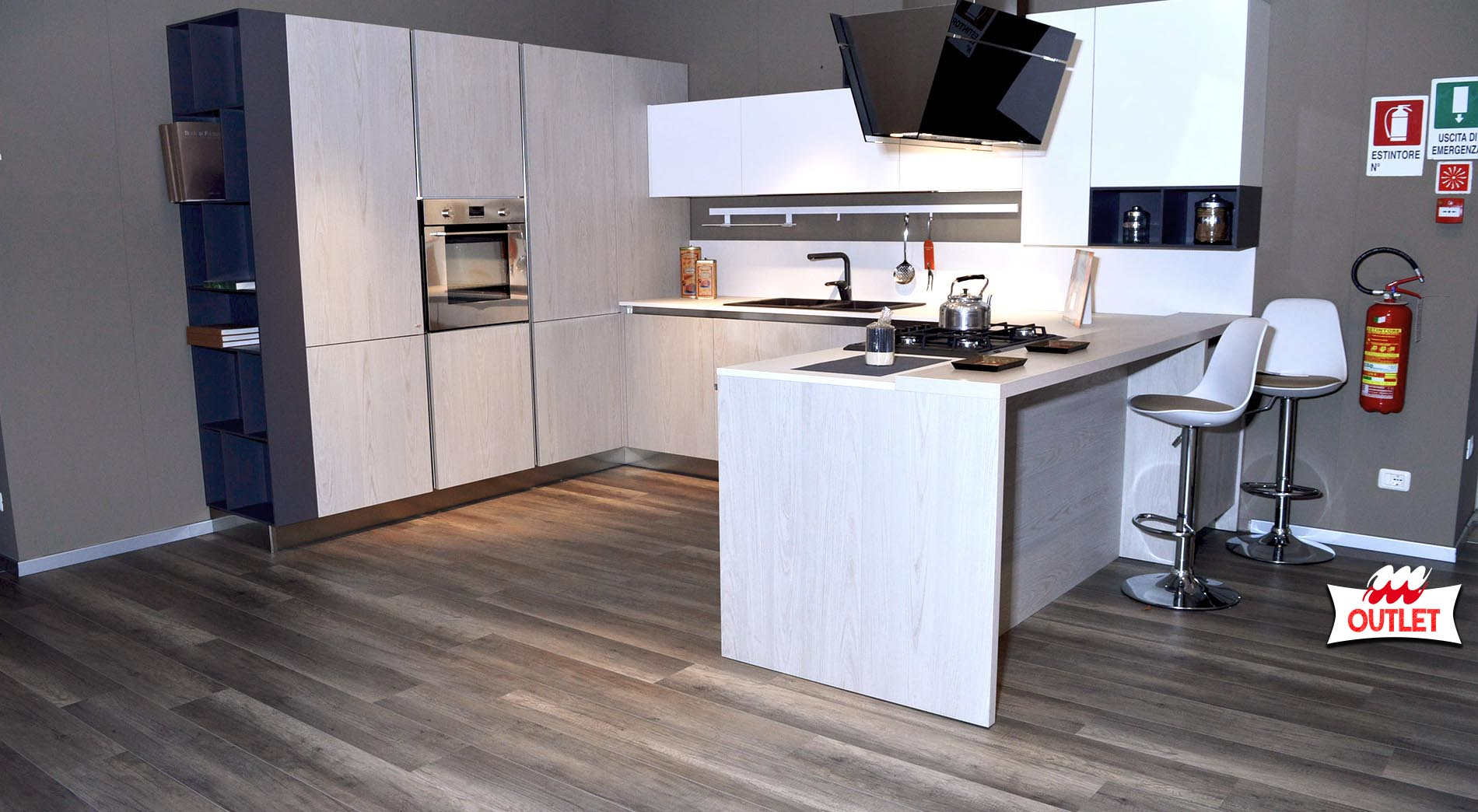 Cucina top fenix in offerta da arredamenti meneghello - Top cucina fenix prezzo ...